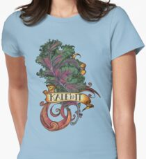 Kale 'N It Womens Fitted T-Shirt