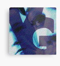 Video Glue Main Logo Metal Print