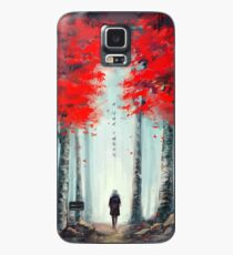 화양연화 - Dead Leaves Case/Skin for Samsung Galaxy