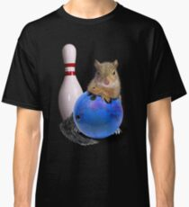 Bowling Squirrel Classic T-Shirt