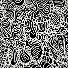 Doodle Ethnic Style by MEDUSA GraphicART