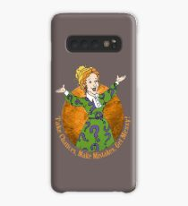 With The Frizz? Case/Skin for Samsung Galaxy