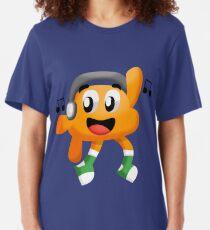 Darwin Watterson Slim Fit T-Shirt