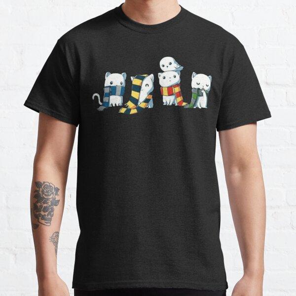 4 gatitos mágicos Camiseta clásica