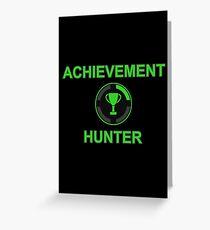 Achievement Hunter Greeting Card