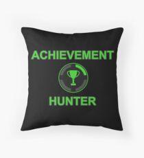Achievement Hunter Throw Pillow