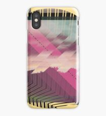 Across the Valley lies a Hill  iPhone Case/Skin