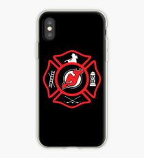 Newark Fire - Devils Style iPhone Case