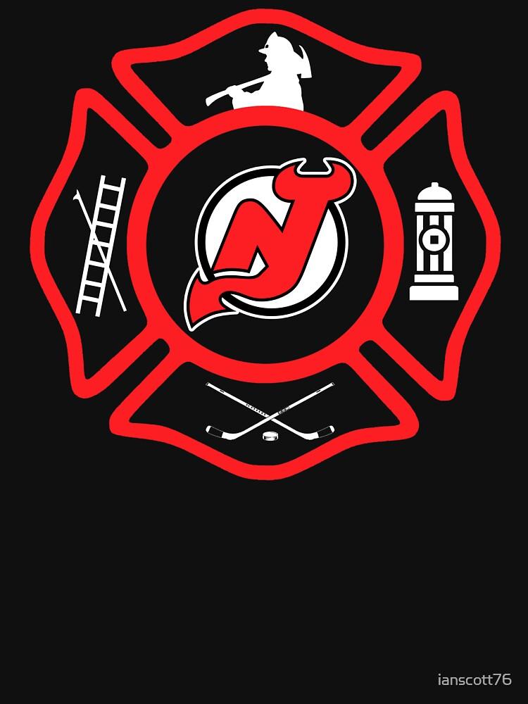 Newark Fire - Devils Style by ianscott76