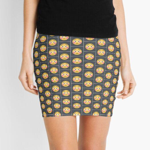 discord emoji mini skirts redbubble