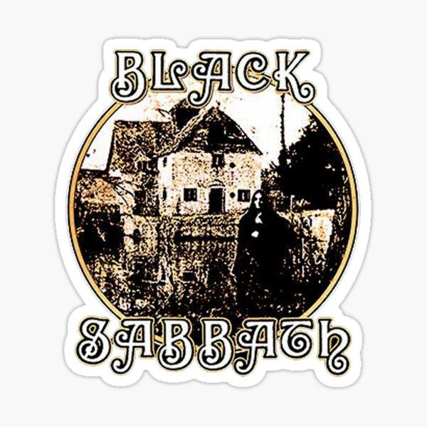Black House Album Sticker