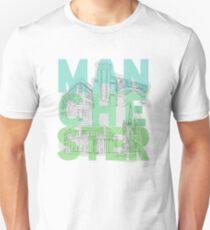 Manchester, UK Unisex T-Shirt