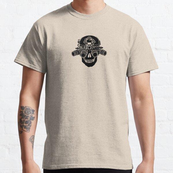 Spectre Black Classic T-Shirt
