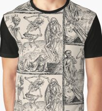 Dance of Death / Dance of macabre Graphic T-Shirt