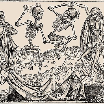 Dance of Death / Dance of macabre by Bela-Manson