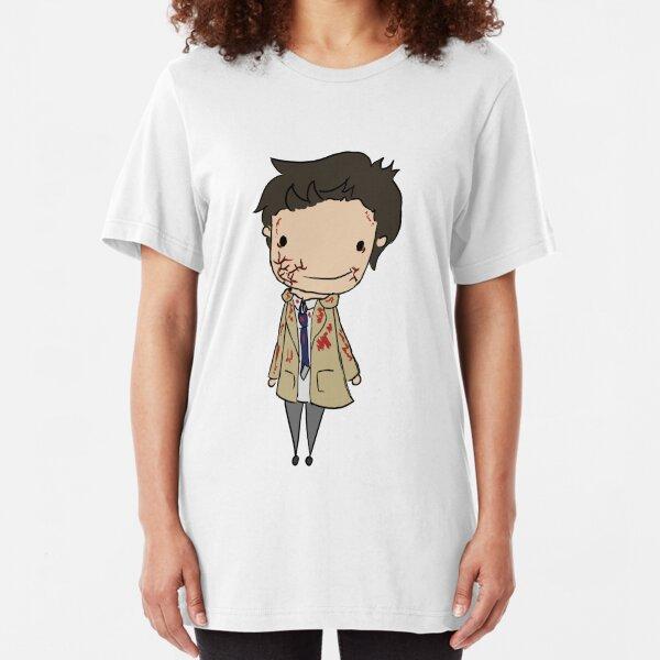 Little Leviathan Cas Slim Fit T-Shirt
