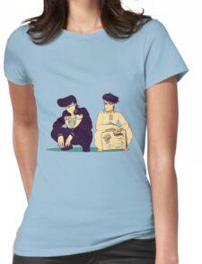 Josuke Rohan Womens Fitted T-Shirt