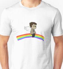 Rainbow Cas T-Shirt