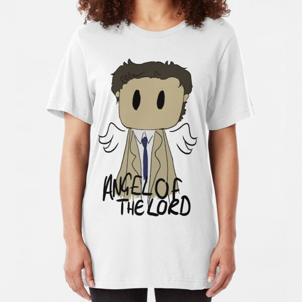 Angel of the Lord Slim Fit T-Shirt