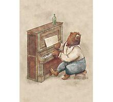 The Pianist Photographic Print