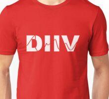 Diiv wave (white) Unisex T-Shirt