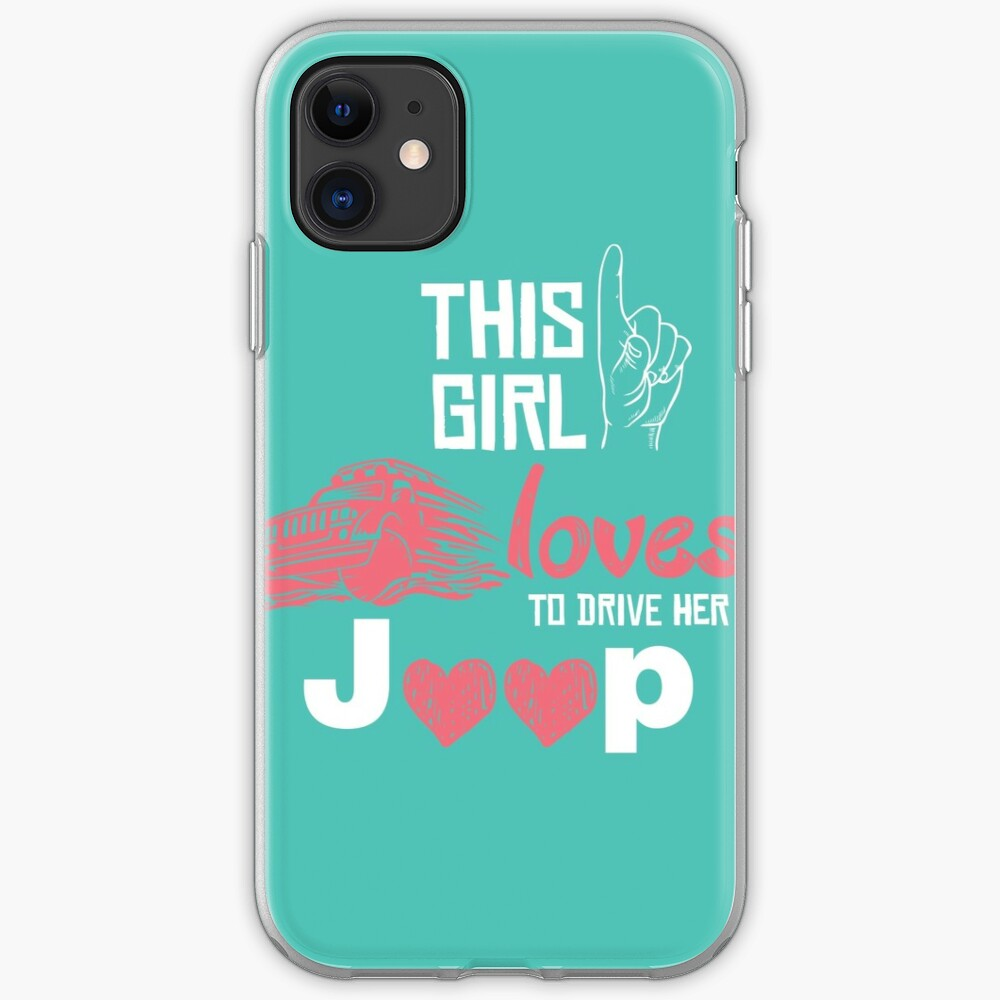 Jeep Love iPhone Case & Cover