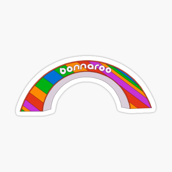 Bonnaroo Arch  Sticker