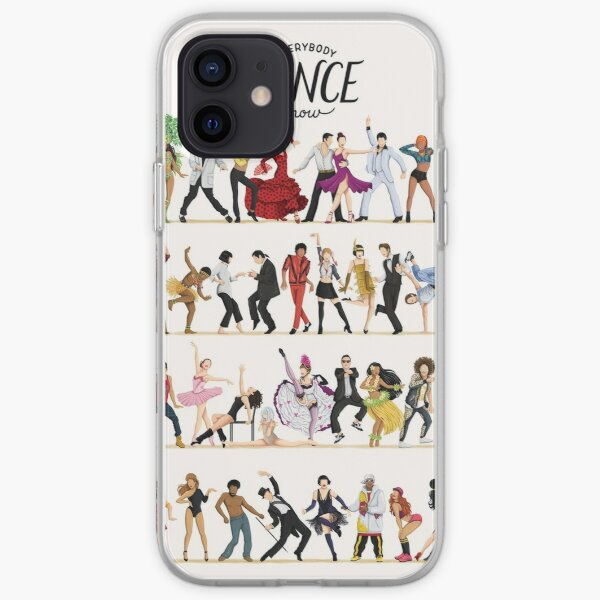 Full Dance Now Always iPhone Soft Case