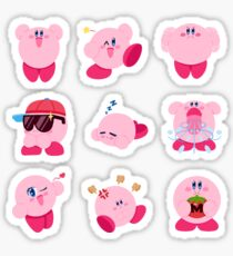 Kirby Mini Series Sticker