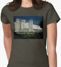 Medieval City, Loches, France, Europe 2012 Women's Fitted T-Shirt