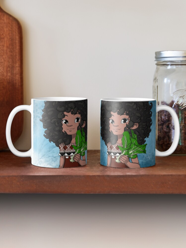 Alternate view of WORLD We Live In REPUBLIC OF FIJI with Dee Mug