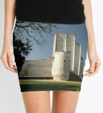 Donjon, Medieval City, Loches, France, Europe 2012 Mini Skirt