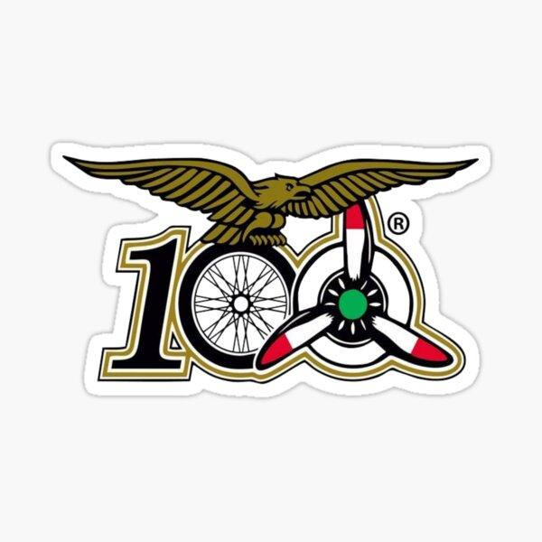 100 anni Guzzi Sticker