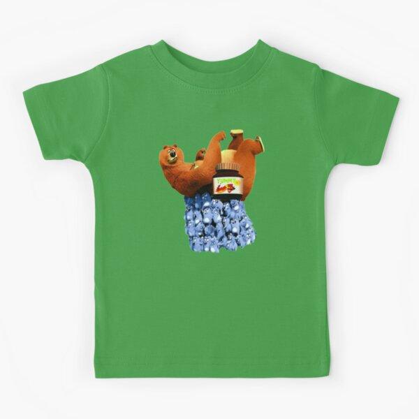 Chocolat délicieux Grizzy et lemmings T-shirt enfant