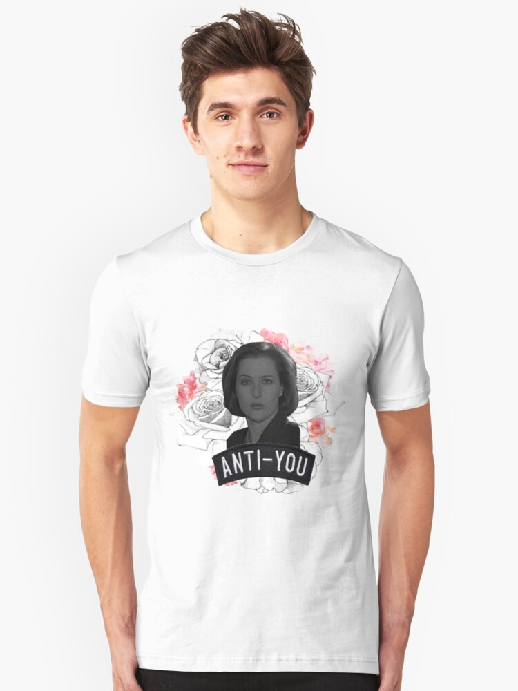 Queen Scully Unisex T-Shirt Front