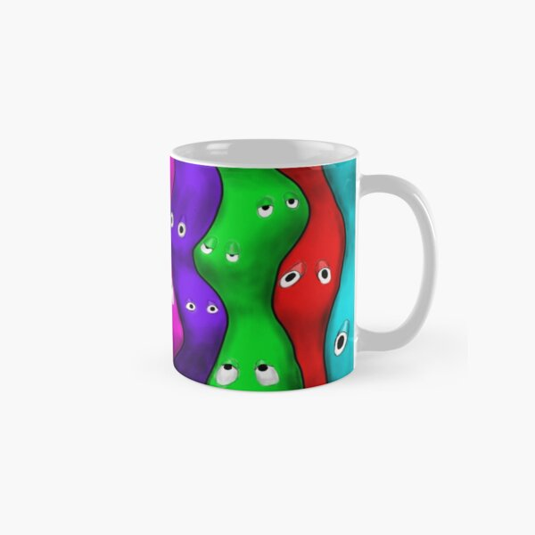 """Mug Eyes"" Classic Mug"