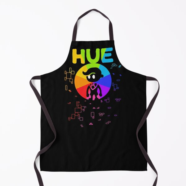 Hue - Color Ring Apron