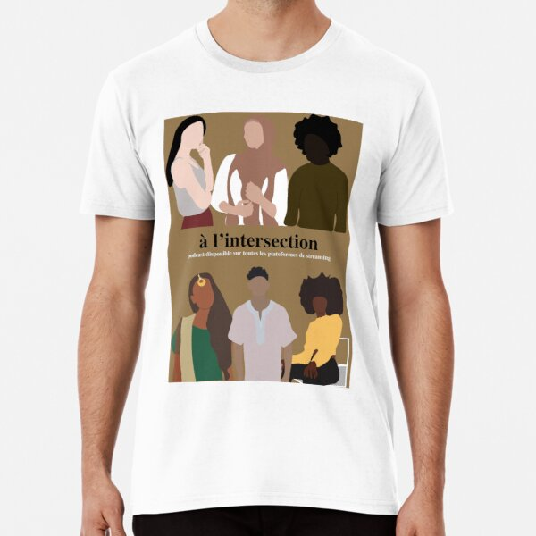 at the group intersection Premium T-Shirt