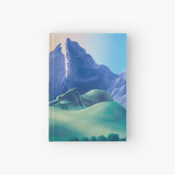 Dueling Peaks Hardcover Journal
