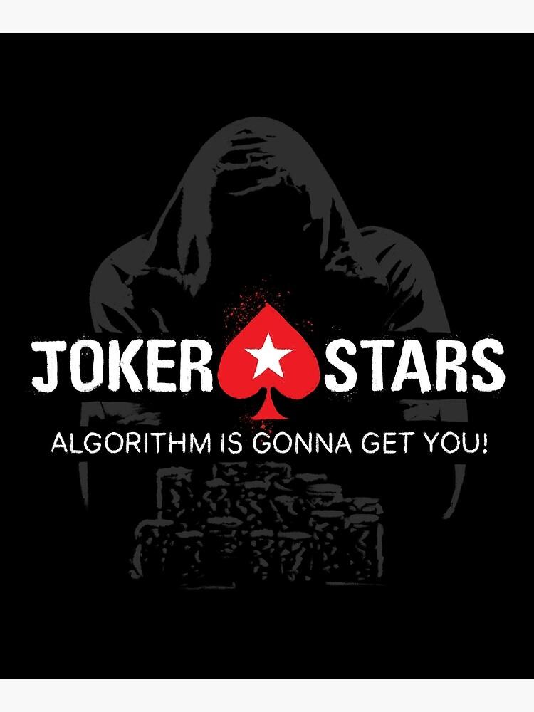 Joker Stars Algorithm is Gonna Get You! by fullrangepoker