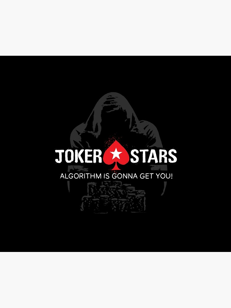 Joker Stars Algorithm is Gonna Get You! by fullrangepoker