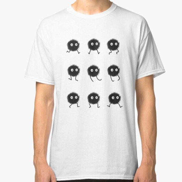 Spirited Away soot sprites Classic T-Shirt