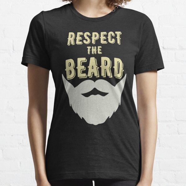 Respect The Beard Essential T-Shirt