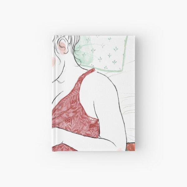 Dream Feeding Hardcover Journal