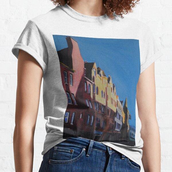 Edinburgh, The Foot Of The Royal Mile Classic T-Shirt