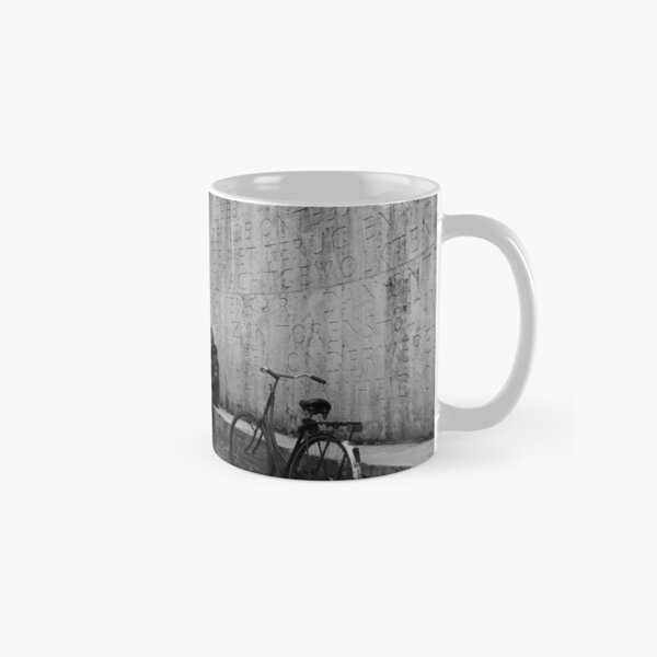Will freedom be our inheritance Classic Mug