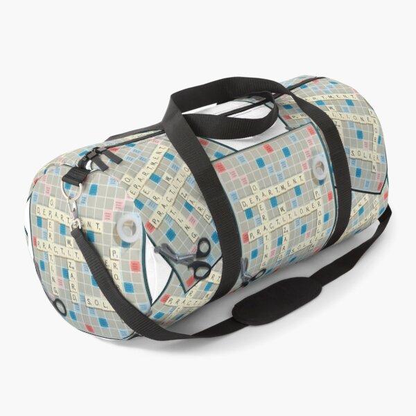 Operating Department Practitioner Crossword Board Duffle Bag