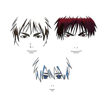 Team Seirin by rayes88