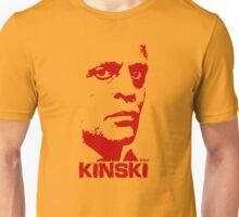KINSKI - Red Unisex T-Shirt