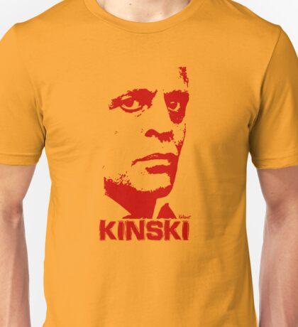 KINSKI - Red Unisex T-Shirt